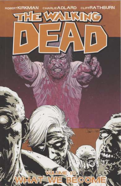 Walking Dead #10 cheap bargain discounted comic books Walking Dead #10 comic books