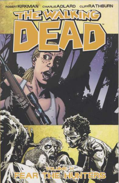 Walking Dead #11 cheap bargain discounted comic books Walking Dead #11 comic books