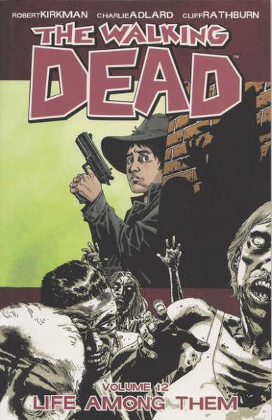 Walking Dead #12 cheap bargain discounted comic books Walking Dead #12 comic books