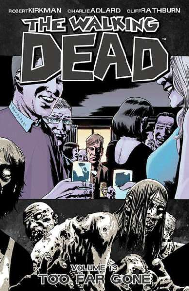 Walking Dead #13 cheap bargain discounted comic books Walking Dead #13 comic books
