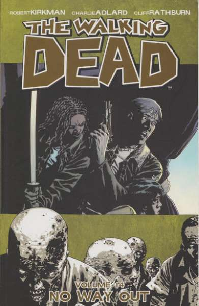 Walking Dead #14 cheap bargain discounted comic books Walking Dead #14 comic books