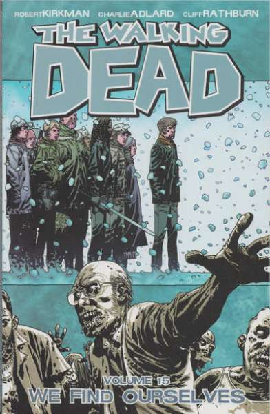 Walking Dead #15 cheap bargain discounted comic books Walking Dead #15 comic books