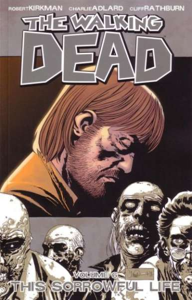 Walking Dead #6 comic books for sale