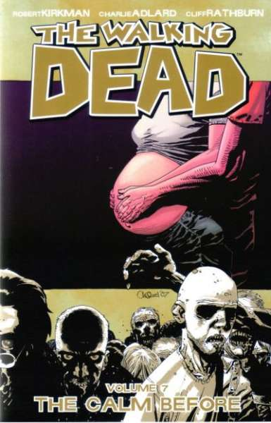 Walking Dead #7 comic books for sale