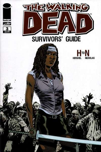 Walking Dead Survivors' Guide #3 Comic Books - Covers, Scans, Photos  in Walking Dead Survivors' Guide Comic Books - Covers, Scans, Gallery