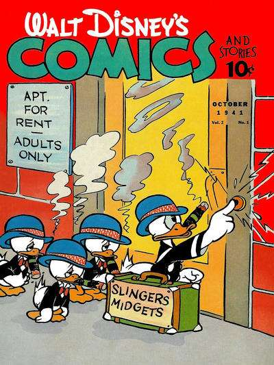 Walt Disney's Comics and Stories #13 Comic Books - Covers, Scans, Photos  in Walt Disney's Comics and Stories Comic Books - Covers, Scans, Gallery