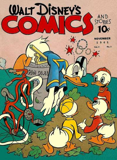 Walt Disney's Comics and Stories #14 Comic Books - Covers, Scans, Photos  in Walt Disney's Comics and Stories Comic Books - Covers, Scans, Gallery
