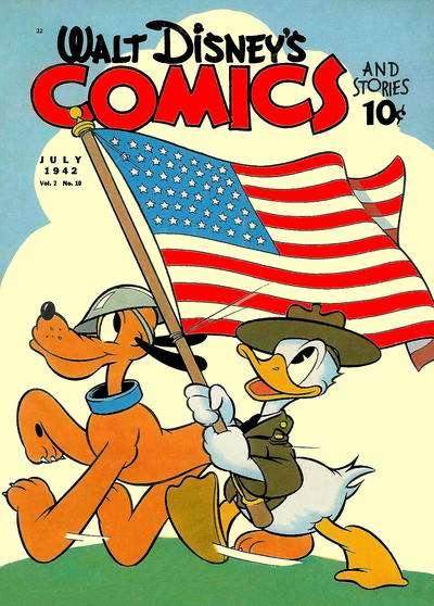 Walt Disney's Comics and Stories #22 Comic Books - Covers, Scans, Photos  in Walt Disney's Comics and Stories Comic Books - Covers, Scans, Gallery