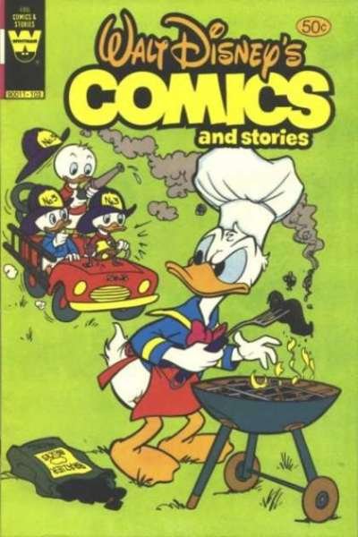 Walt Disney's Comics and Stories #486 Comic Books - Covers, Scans, Photos  in Walt Disney's Comics and Stories Comic Books - Covers, Scans, Gallery