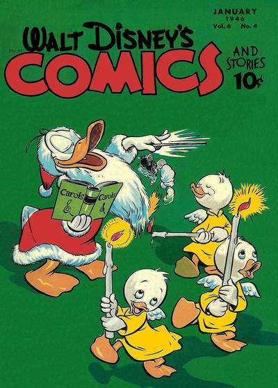 Walt Disney's Comics and Stories #64 Comic Books - Covers, Scans, Photos  in Walt Disney's Comics and Stories Comic Books - Covers, Scans, Gallery