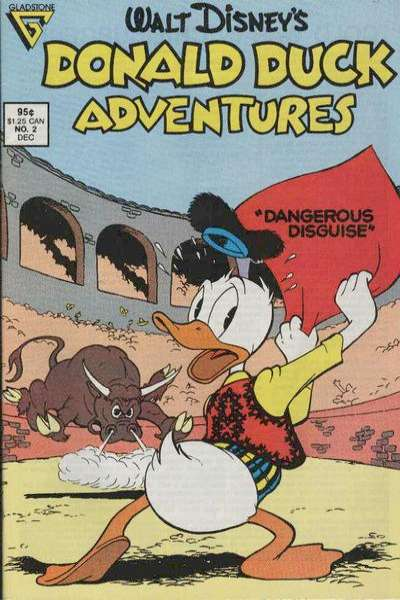 Walt Disney's Donald Duck Adventures #2 Comic Books - Covers, Scans, Photos  in Walt Disney's Donald Duck Adventures Comic Books - Covers, Scans, Gallery