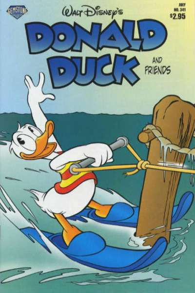 Walt Disney's Donald Duck and Friends #341 comic books for sale