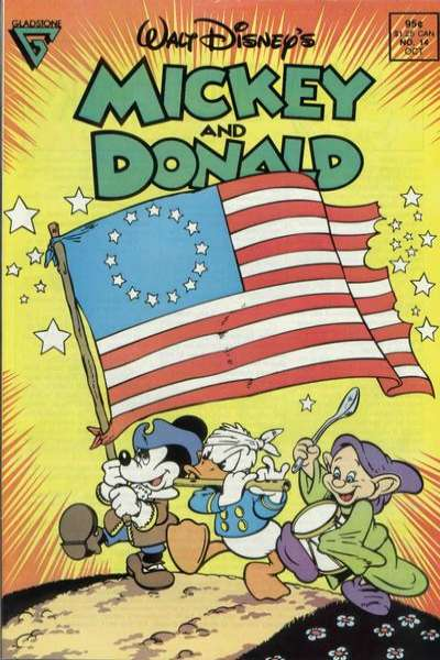 Walt Disney's Mickey and Donald #14 comic books for sale