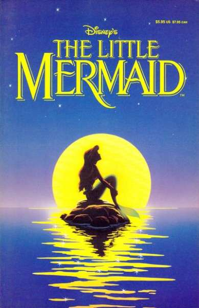 Walt Disney's The Little Mermaid comic books