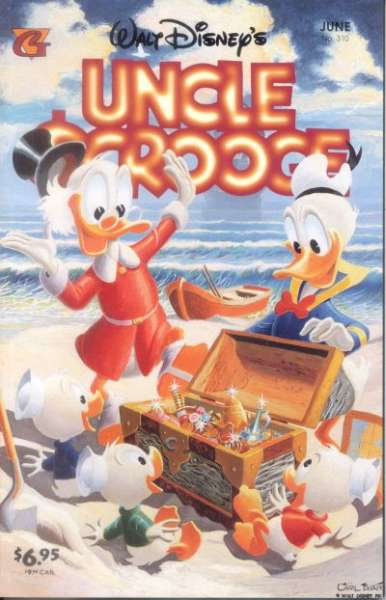 Walt Disney's Uncle Scrooge #310 Comic Books - Covers, Scans, Photos  in Walt Disney's Uncle Scrooge Comic Books - Covers, Scans, Gallery