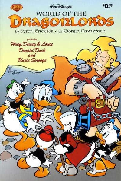 Walt Disney's World of the Dragonlords Comic Books. Walt Disney's World of the Dragonlords Comics.