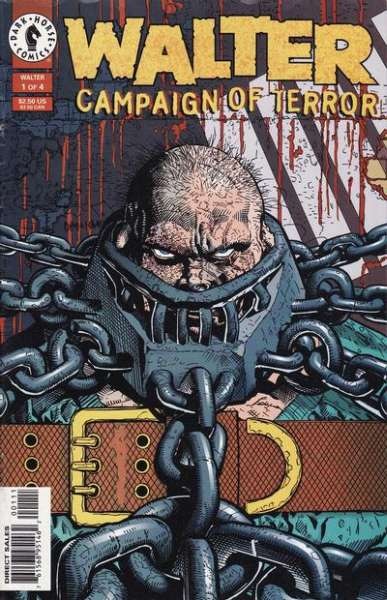 Walter: Campaign of Terror comic books