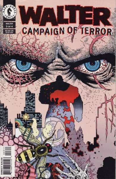 Walter: Campaign of Terror #3 comic books for sale