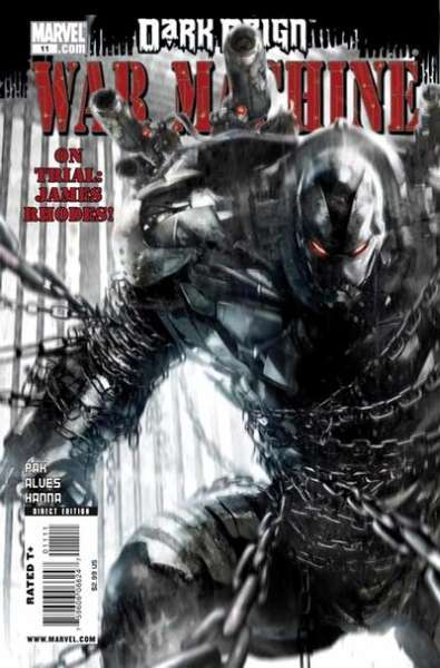 War Machine #11 comic books for sale
