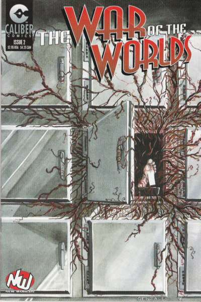 War of the Worlds #2 comic books for sale