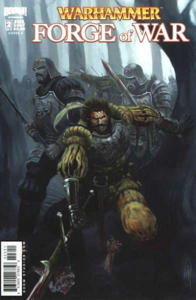 Warhammer: Forge of War #2 Comic Books - Covers, Scans, Photos  in Warhammer: Forge of War Comic Books - Covers, Scans, Gallery