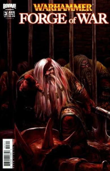 Warhammer: Forge of War #3 Comic Books - Covers, Scans, Photos  in Warhammer: Forge of War Comic Books - Covers, Scans, Gallery