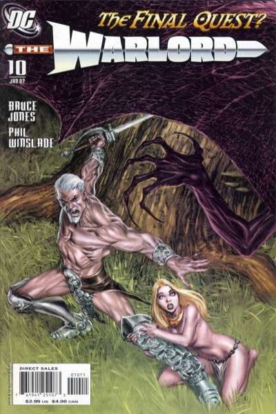 Warlord #10 Comic Books - Covers, Scans, Photos  in Warlord Comic Books - Covers, Scans, Gallery