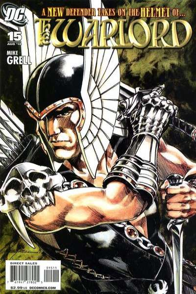 Warlord #15 comic books - cover scans photos Warlord #15 comic books - covers, picture gallery