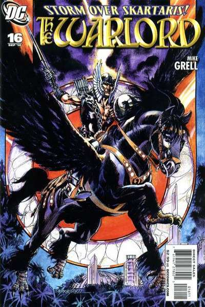 Warlord #16 comic books - cover scans photos Warlord #16 comic books - covers, picture gallery
