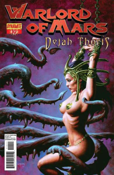 Warlord of Mars: Dejah Thoris #10 Comic Books - Covers, Scans, Photos  in Warlord of Mars: Dejah Thoris Comic Books - Covers, Scans, Gallery