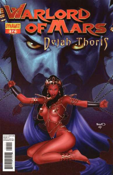 Warlord of Mars: Dejah Thoris #12 comic books - cover scans photos Warlord of Mars: Dejah Thoris #12 comic books - covers, picture gallery