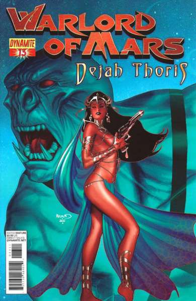 Warlord of Mars: Dejah Thoris #13 comic books - cover scans photos Warlord of Mars: Dejah Thoris #13 comic books - covers, picture gallery