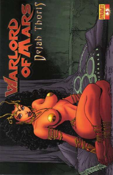 Warlord of Mars: Dejah Thoris #3 Comic Books - Covers, Scans, Photos  in Warlord of Mars: Dejah Thoris Comic Books - Covers, Scans, Gallery