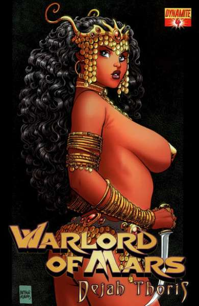 Warlord of Mars: Dejah Thoris #4 Comic Books - Covers, Scans, Photos  in Warlord of Mars: Dejah Thoris Comic Books - Covers, Scans, Gallery