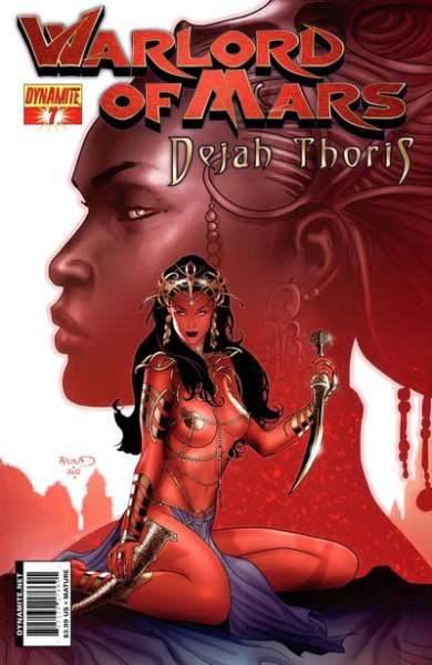 Warlord of Mars: Dejah Thoris #7 Comic Books - Covers, Scans, Photos  in Warlord of Mars: Dejah Thoris Comic Books - Covers, Scans, Gallery
