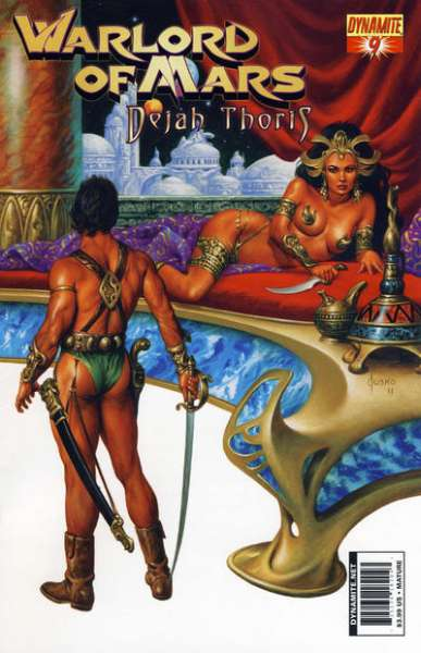 Warlord of Mars: Dejah Thoris #9 Comic Books - Covers, Scans, Photos  in Warlord of Mars: Dejah Thoris Comic Books - Covers, Scans, Gallery