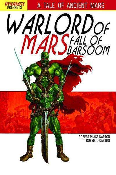 Warlord of Mars: Fall of Barsoom #3 comic books - cover scans photos Warlord of Mars: Fall of Barsoom #3 comic books - covers, picture gallery