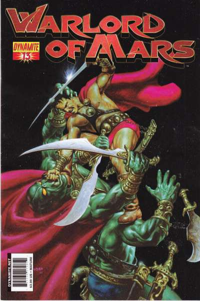 Warlord of Mars #13 comic books for sale
