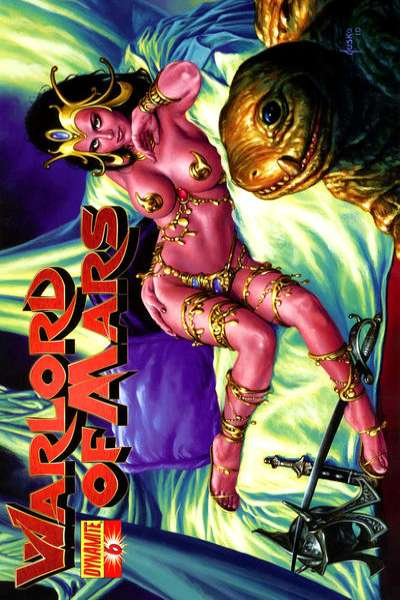 Warlord of Mars #6 comic books - cover scans photos Warlord of Mars #6 comic books - covers, picture gallery
