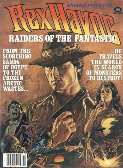 Warren Presents #14 Comic Books - Covers, Scans, Photos  in Warren Presents Comic Books - Covers, Scans, Gallery