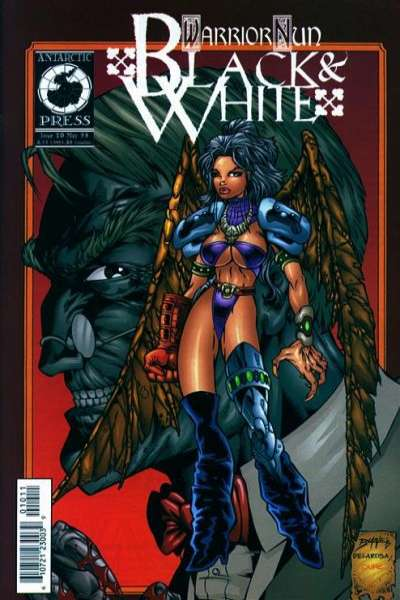 Warrior Nun: Black and White #10 comic books for sale