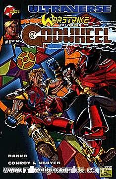 Warstrike #1 comic books for sale
