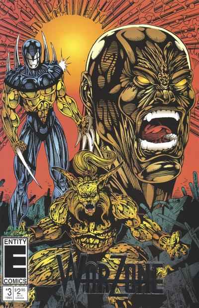 Warzone #2 Comic Books - Covers, Scans, Photos  in Warzone Comic Books - Covers, Scans, Gallery