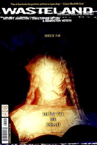 Wasteland #30 comic books for sale