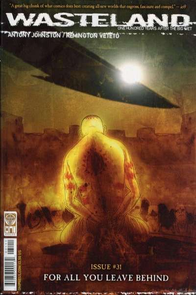 Wasteland #31 comic books for sale