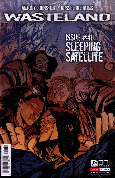 Wasteland #41 comic books for sale