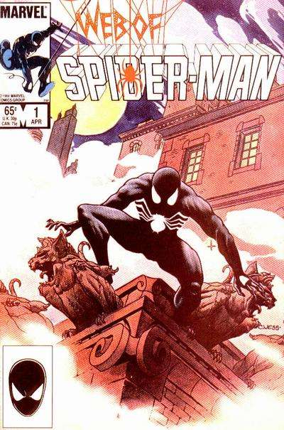 Web of Spider-Man comics