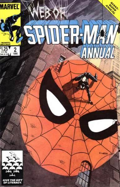 Web of Spider-Man #2 cheap bargain discounted comic books Web of Spider-Man #2 comic books