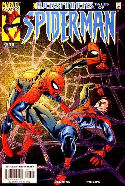 Webspinners: Tales of Spider-Man #10 Comic Books - Covers, Scans, Photos  in Webspinners: Tales of Spider-Man Comic Books - Covers, Scans, Gallery
