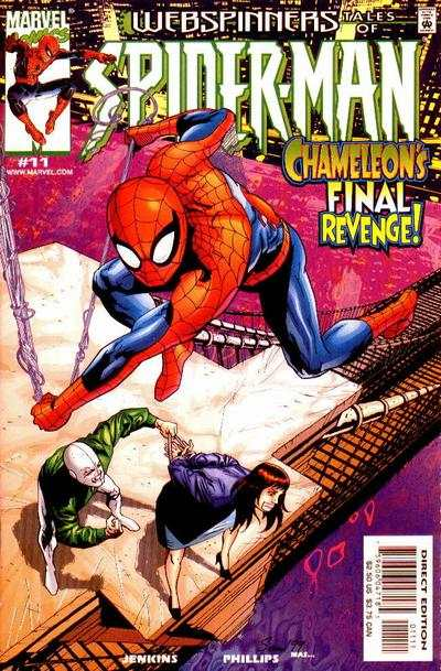 Webspinners: Tales of Spider-Man #11 Comic Books - Covers, Scans, Photos  in Webspinners: Tales of Spider-Man Comic Books - Covers, Scans, Gallery